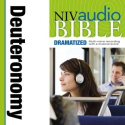 NIV, Audio Bible, Dramatized: Deuteronomy, Audio Download - Download found on GamingScroll.com from Downpour for $8.99