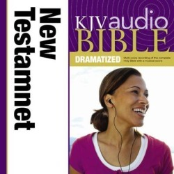 KJV, New Testament Dramatized Audio, Audio Download - Download found on GamingScroll.com from Downpour for $37.99