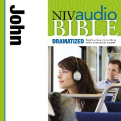 NIV, Audio Bible, Dramatized: John, Audio Download - Download found on GamingScroll.com from Downpour for $8.99