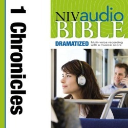 NIV, Audio Bible, Dramatized: 1 Chronicles, Audio Download - Download found on GamingScroll.com from Downpour for $8.99