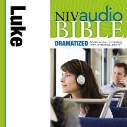 NIV, Audio Bible, Dramatized: Luke, Audio Download - Download found on GamingScroll.com from Downpour for $8.99