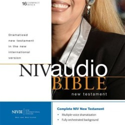 NIV, Dramatized Audio New Testament, Audio Download - Download found on GamingScroll.com from Downpour for $22.99