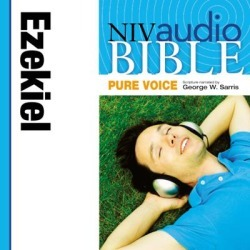 NIV, Audio Bible, Pure Voice: Ezekiel, Audio Download (Narrated by George W. Sarris) - Download found on GamingScroll.com from Downpour for $5.99