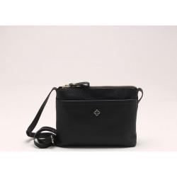 Bolsa Shoulder Bag Couro Preta found on Bargain Bro from Capodarte for USD $12,408.37