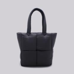 Bolsa Shopper Tramada Preta - G found on Bargain Bro from Capodarte for USD $20,482.00