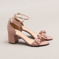 Sandália Nobuck Pink found on Bargain Bro India from Capodarte for $12421.50