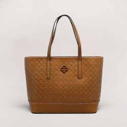 Bolsa Shopper Monograma Nocciola - G found on Bargain Bro India from Capodarte for $24010.00