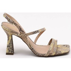 Sandália Snake Natural - 33 found on Bargain Bro India from Dumond for $66.12