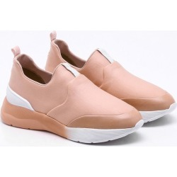 Tênis Couro Lycra Rosa Pêssego found on Bargain Bro Philippines from Dumond for $68.56