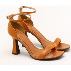 Sandália Couro Toffee - 34 found on Bargain Bro Philippines from Dumond for $137.16