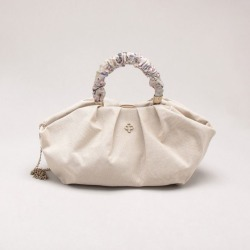 Bolsa Clutch Palha Ostra - M found on Bargain Bro India from Capodarte for $24010.00