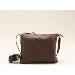 Bolsa Shoulder Bag Couro Borgonha - P found on Bargain Bro from Capodarte for USD $12,408.37