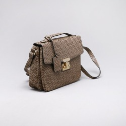 Bolsa Shoulder Bag Monograma Bege found on Bargain Bro Philippines from Capodarte for $26950.00