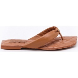 Chinelo Comfy Couro Toffee found on Bargain Bro India from Dumond for $97.96