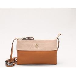 Bolsa Shoulder Bag Couro Camel - P found on Bargain Bro from Capodarte for USD $7,343.73