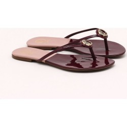 Chinelo Verniz Burgundy found on Bargain Bro India from Dumond for $68.56