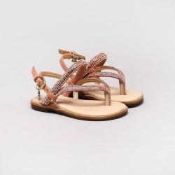 Sandália Baby Glitter Nude found on Bargain Bro Philippines from Capodarte for $8330.00