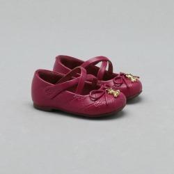 Sapatilha Baby Monograma Rosa Jasmin found on Bargain Bro Philippines from Capodarte for $9310.00