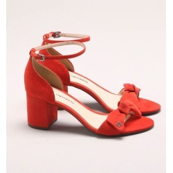 Sandália Suede Red found on Bargain Bro India from Capodarte for $20090.00