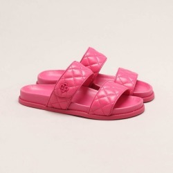 Chinelo Couro Matelassê Pink found on Bargain Bro Philippines from Capodarte for $9261.00