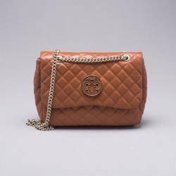 Bolsa Shoulder Bag Matelassê Camel found on Bargain Bro from Capodarte for USD $29,419.60