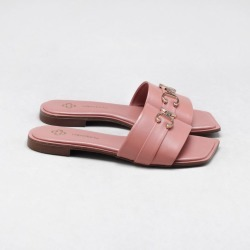 Chinelo Couro Patchouli found on Bargain Bro from Capodarte for USD $10,054.80