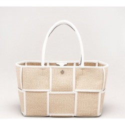 Bolsa Shopper Palha Bianco - G found on Bargain Bro India from Capodarte for $43610.00