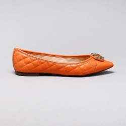 Sapatilha Catherine Couro Matelassê Corallo found on Bargain Bro India from Capodarte for $14210.00