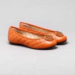 Sapatilha Catherine Vintage Couro Corallo found on Bargain Bro India from Capodarte for $15680.00