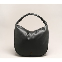 Bolsa Hobo Couro Preta - M found on Bargain Bro India from Capodarte for $33320.00