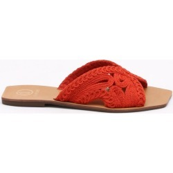 Chinelo Bordado Terracota found on Bargain Bro India from Dumond for $117.56