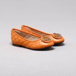 Sapatilha Bambina Couro Matelassê Corallo found on Bargain Bro India from Capodarte for $12250.00