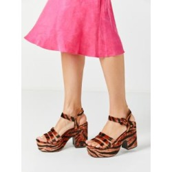 UO Avery Platform Heels found on MODAPINS from Urban Outfitters (UK) for USD $38.12