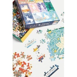 Cat Zodiac Jigsaw Puzzle - assorted at Urban Outfitters found on Bargain Bro UK from Urban Outfitters (UK)