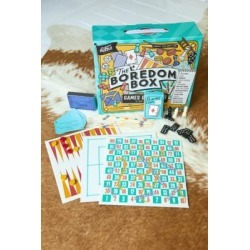 Boredom Indoor Game Box - Assorted ALL at Urban Outfitters