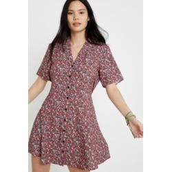 Urban Renewal Remnants Floral Mini Tea Dress found on MODAPINS from Urban Outfitters (UK) for USD $53.37