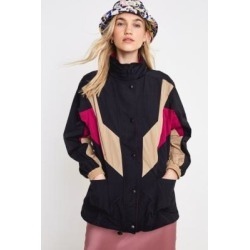 UO Mahoney Ski Jacket found on MODAPINS from Urban Outfitters (UK) for USD $38.12