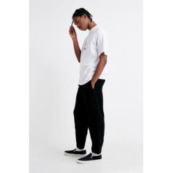 UO - Schwarze Pyjama-Hose aus Cord