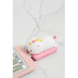 Smoko Unicorn Light-Up Cable Buddy - assorted at Urban Outfitters