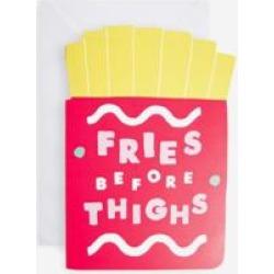 """Grußkarte Fries"""""""