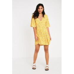 MINKPINK Summer Daisy Mini Tea Dress found on MODAPINS from Urban Outfitters (UK) for USD $82.60