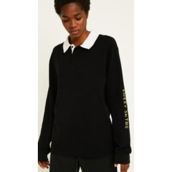 SWEET SKTBS Loose Pique Polo Shirt found on MODAPINS from Urban Outfitters (UK) for USD $62.23