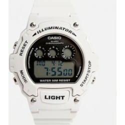 Casio Illuminator White Watch found on MODAPINS from Urban Outfitters (UK) for USD $38.12