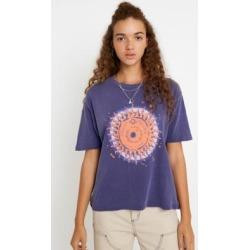 UO - T-shirt imprimé soleil Dreamy