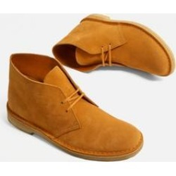 Clarks Turmeric Suede Desert Boots found on MODAPINS from Urban Outfitters (UK) for USD $88.95