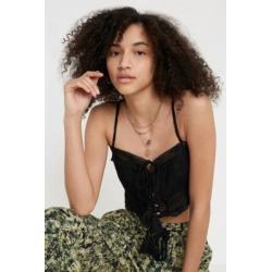 UO Mimi Pintuck Cami found on MODAPINS from Urban Outfitters (UK) for USD $40.29