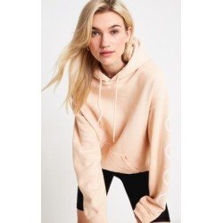 UO Visionaries Apricot Hoodie found on MODAPINS from Urban Outfitters (UK) for USD $53.37