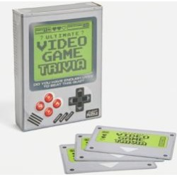 The Ultimate Video Game Trivia Quiz Game - assorted at Urban Outfitters