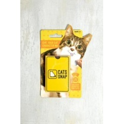 Suck UK Cat Snap Photo Cards - assorted at Urban Outfitters found on Bargain Bro UK from Urban Outfitters (UK)