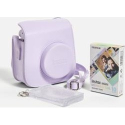 Fujifilm UO Exclusive Lilac Instax Mini 11 Camera Bundle - Purple ALL at Urban Outfitters found on MODAPINS from Urban Outfitters (UK) for USD $129.15